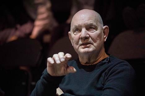 Lars Norén kuvattuna Tukholmassa vuonna 2017.