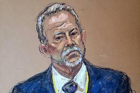Floyd-oikeudenkäynnissä kuultiin tiistaina muun muassa poliisin voimankäyttöön erikoistunutta konsulttia Barry Broddia.