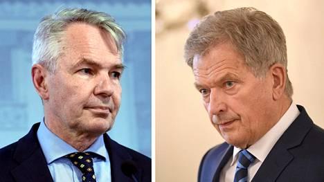 Ulkoministeri Pekka Haavisto ja tasavallan presidentti Sauli Niinistö kommentoivat lauantaisia mielenosoituksia Venäjällä.