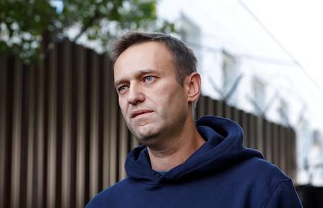 Aleksei Navalnyi elokuussa 2019 Moskovassa.