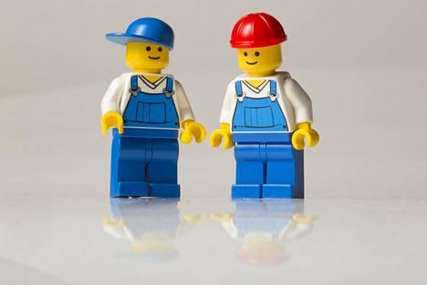 Vuonna 1978 ensimmäistä kertaa myyntiin tulleita Lego-hahmoja on nykyään satoja erilaisia.