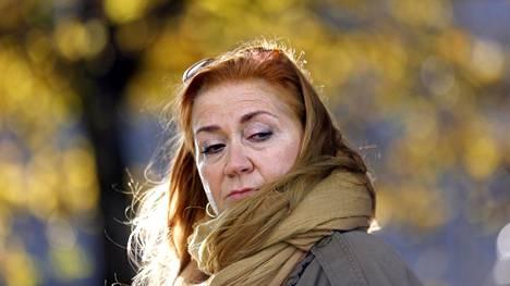 Anja Snellmanin uusin romaani sijoittuu Kreetalle.