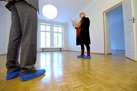Vanhojen osakeasuntojen hinnat nousivat lokakuussa etenkin Tampereella ja Helsingissä.