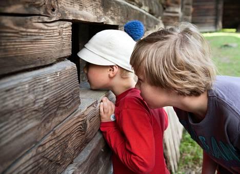 Seurasaaren seikkailukierros on suunnattu 3–10-vuotiaille.