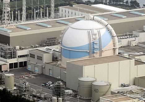 Genkain ydinvoimala sijaitsee Etelä-Japanissa Kyushun alueella.