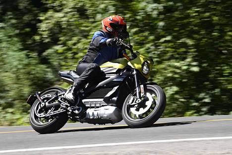 Harley-Davidson julkaisi ensimmäisen sähkömoottoripyörän vuonna 2019.