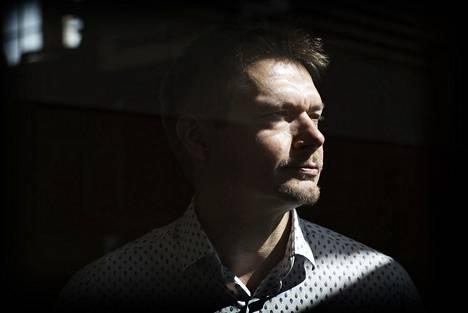 Kimmo J. Lipponen on HJK ry:n uusi puheenjohtaja.