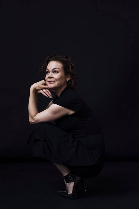 Reija Wäre sai Suomen kulttuurirahaston Uudenmaan rahaston yllätyspalkinnon.