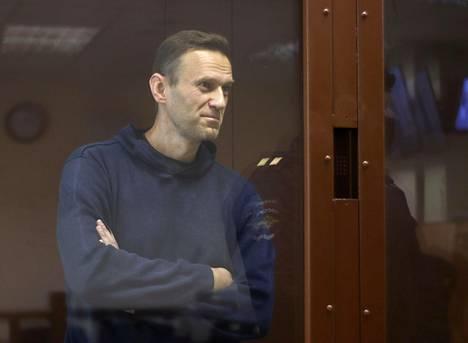 Aleksei Navalnyi oli perjantaina Babuškinskin alueoikeudessa Moskovassa syytettynä sotaveteraanin kunnian loukkaamisesta.