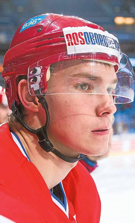 1. Vladislav Kamenev: huipulla jo 18-vuotiaana.