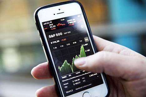Helsingin pörssi on noussut kolmen edellisen viikon aikana voimakkaasti ja Yhdysvaltojen pörssit vielä enemmän.