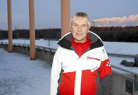"""""""Sen piti olla urheiludokumentti, mutta siinä on kaikkea muuta paskaa"""", moittii mäkihyppääjä Matti Nykänen häntä itseään koskevaa dokumenttielokuvaa."""