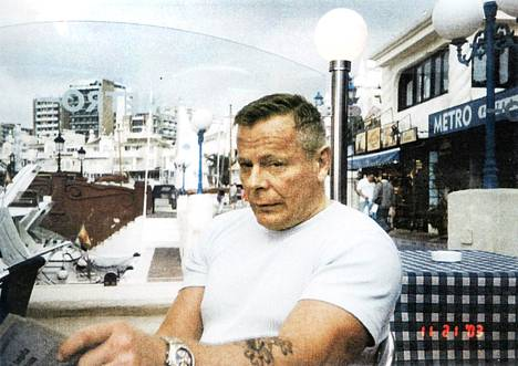 Raimo Anderssonin epäillään joutuneen henkirikoksen uhriksi.