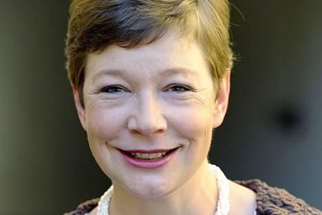 Liisa Riekki.