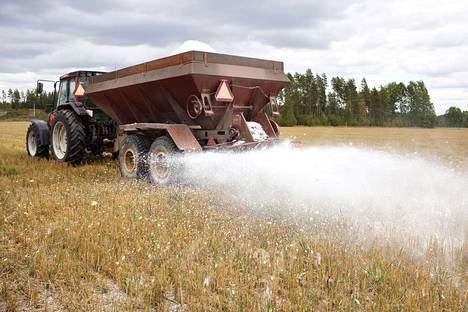 Kipsin käyttöä maatalouden fosforivalumien vähentämisestä kokeiltiin vuona 2010 Pöytyällä. Laajamittainen tutkimus on nyt vahvistanut hyvät tulokset.