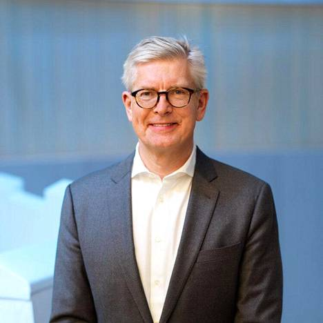 Ericssonin toimitusjohtaja Börje Ekholm.