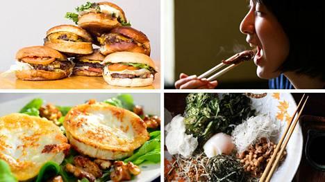 Länsimäinen ruokavalio saattaa köyhdyttää suolistobakteereja. Kaukoidässä tuttu puikoilla syöminen ja ruokavalio tekevät ruoansulatukselle hyvää.