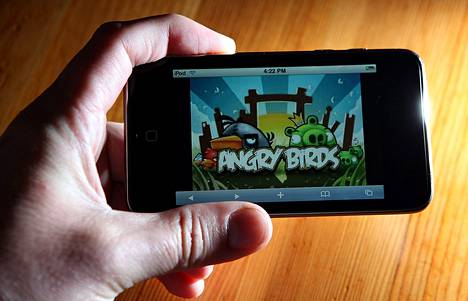 Brittilehti Guardian kirjoitti eilen, että Yhdysvaltojen turvallisuusvirasto NSA saattaa kerätä Angry Birdsin pelaajista käyttäjätietoja.