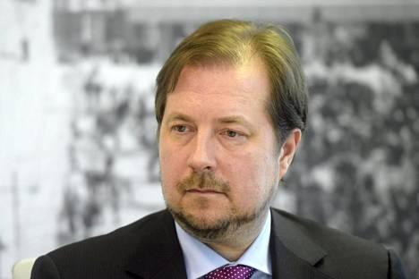 Hiihtoliiton puheenjohtaja Jukka-Pekka Vuori ehti toimia kahden vuoden ajan Haltin toimitusjohtajana.