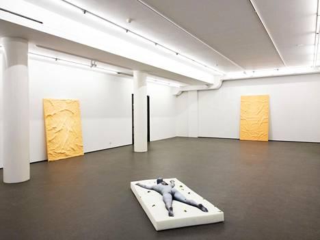 Morten Modin, näyttelynäkymä.