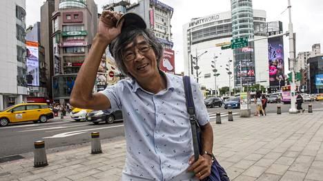 Lam Wing-kee yrittää totutella elämään pelkäämättä.