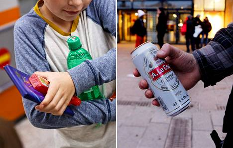Sokerin ja alkoholin välinen yhteys löytyi seurannassa, jossa oli mukana runsaat 2000 nuorta.