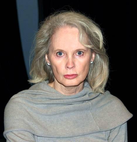 Kirjailija Mary Gaitskill