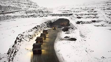 Terrafame haluaa laajentaa kaivospiiriään Sotkamossa.
