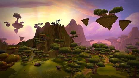 World of Warcraftin ensimmäinen lisäosa vei pelaajat Outland-mantereelle, jossa heille tarjottiin tarinan ja uusien pelimekaniikoiden lisäksi fantastisia alueita sekä maisemia.