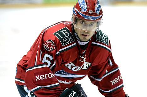 Ville Peltosen ura jatkuu vielä ainakin yhden kauden.