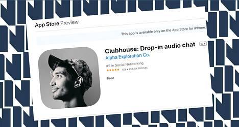 Clubhouse on huhtikuussa 2020 julkaistu sosiaalisen median sovellus, jonka kehittivät Paul Davison ja Rohan Seth.