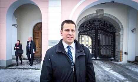 Pääministeri Jüri Ratasilla, 38, ei ole aiempaa hallituskokemusta.