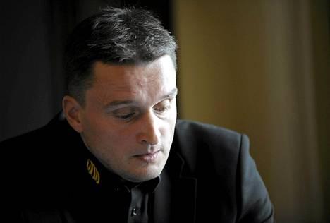 Jari Laukkanen sai potkut KalPan päävalmentajan tehtävästä.