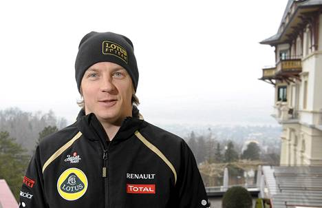 Kimi Räikkönen tapasi eilen kansainvälistä mediaa Zürichista.