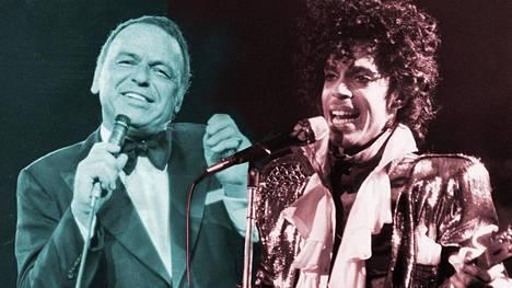 Tekoäly on luonut uusia kappaleita muun muassa Frank Sinatralta ja Princeltä.