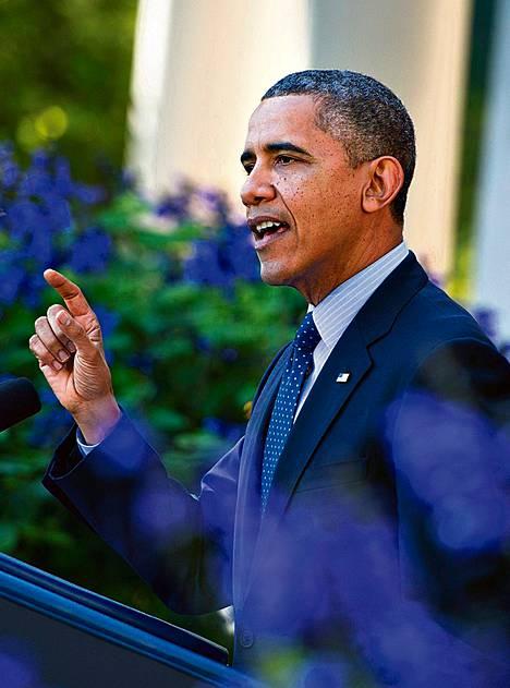 """Yhdysvaltain presidentti Barack Obama puolusti terveydenhuoltouudistusta sanomalla, ettei kyse ole vain verkkosivusta. """"Ette ehkä tiedä sitä, mutta hyödytte jo näistä lainmuutoksista."""""""