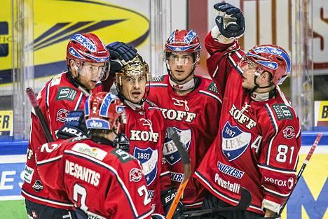 Helsingin IFK on yksi Mestarien liigaan osallistuvista suomalaisjoukkueista.