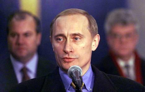 Putin vuonna 1999.