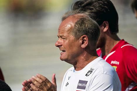 MyPa sijoittui viime kaudella Veikkausliigassa Antti Muurisen johdolla kahdeksanneksi,