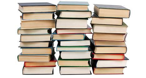 Niin paljon kirjoja, niin vähän aikaa.