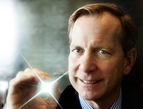 Michael Ellisin mielestä Suomen ravintola-ala on kiintoisassa kehitysvaiheessa.