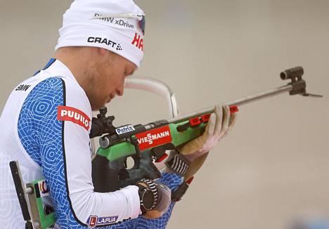 Tuomas Grönman pudotti ainoana suomalaisen kaikki taulut pikakisassa.