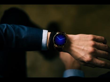 Haikara-kelloa markkinoitiin älykellona, josta voi lukea viestejä ja johon voi vaihtaa kellotauluja.