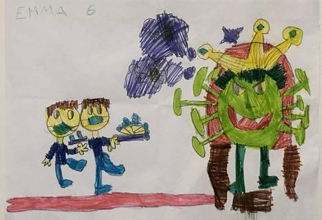 Koronakuningas, Emma Huang, 6.