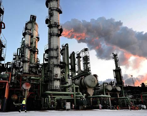 Liikevaihdolla mitattuna Suomen suurin teollisuusyhtiö oli viime vuonna Neste Oil, jonka tärkein öljynjalostamo on Porvoossa Kilpilahdessa.