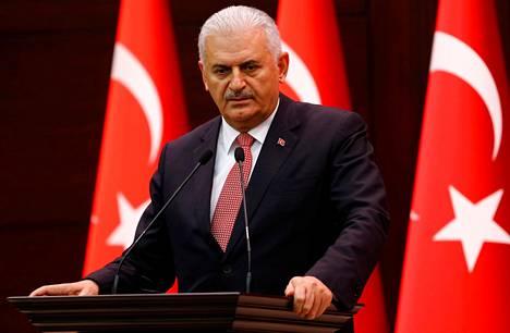 Pääministeri Bilali Yıldırım kommentoi maanantaina muun muassa kuolemanrangaistuksen mahdollista palauttamista.