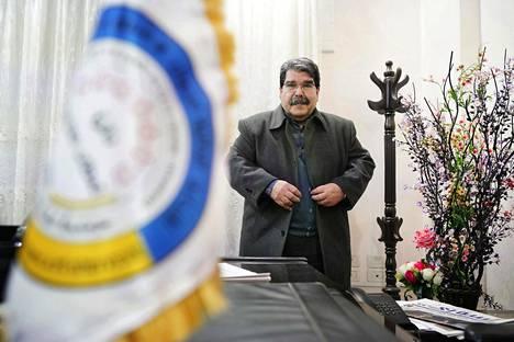 Salih Muslim oli yksi johtohahmoista, kun Rojavan hallinto muutaman viime vuoden aikana luotiin Syyrian sodan valtatyhjiössä.
