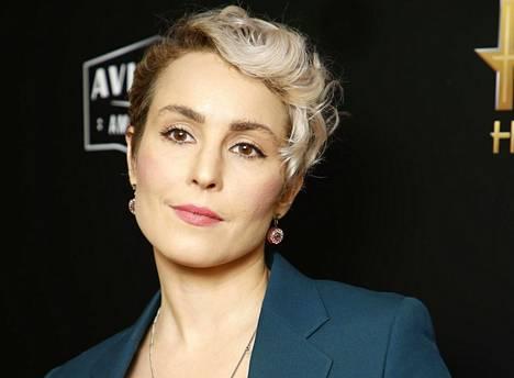Ruotsalaisnäyttelijä Noomi Rapace on viime vuosina luonut uraa Hollywoodissa.