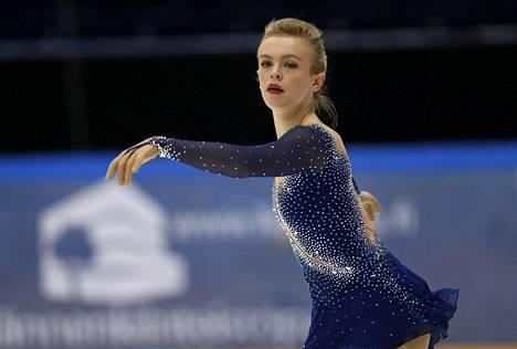 Emmi Peltonen voitti uransa ensimmäisen SM-kullan, ja alkaa keskittyä EM-kisoihin.