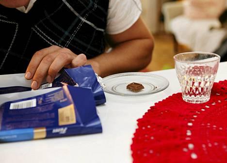 Fazerin Sininen on yhtiön tunnetuimpia tuotteita.